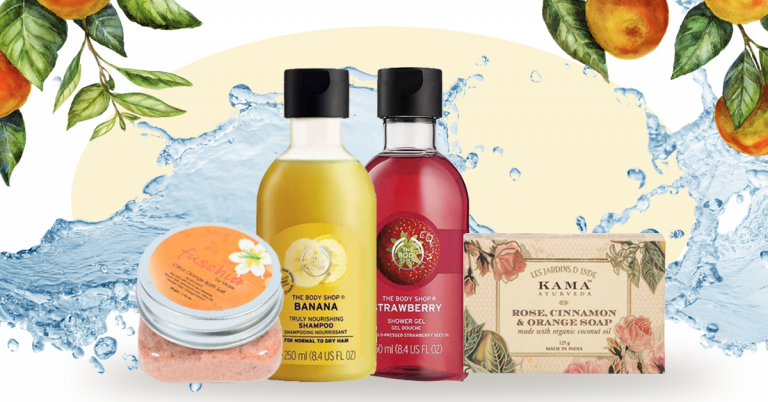 Take The Day Off With This Fruity Bath & Body Edit